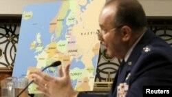 Філіп Брідлав на слуханнях у Конгресі США