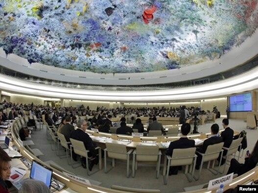 مجمع حقوق  بشر سازمان ملل، ژنو