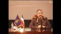 محمدعلی جعفری، فرمانده سپاه پاسداران