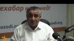 Ҷавоби Қосим Қосимов, намояндаи Муҳибулло Саъдуллоев