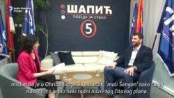 Šapić za RSE: Otvoren sam za razgovore o novoj Vladi