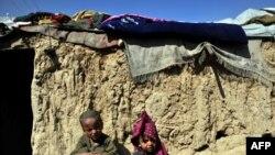 Kabulda qaçqın uşaqlar, 14 oktyabr 2011