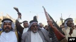 اعلام آمادگی عشایر شیعه عراقی در بغداد برای پیوستن به نیروهای دولتی