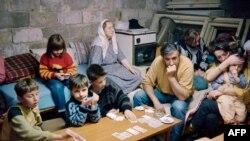 Дейтонский мир боснийской войны