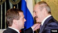 В игре в славянское братство победителем неизменно оказывается Лукашенко