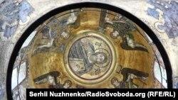 Купол Софийского собора в Киеве