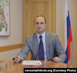 Кандидат в мэры Новошахтинска Игорь Сорокин