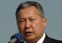 Kurmanbek Bakiev (file photo) (RFE/RL)