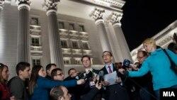 Посол США в Македонии Джесс Бейли