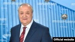 Ўзбекистон Ташқи ишлар вазири Абдулазиз Камилов