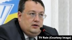 Радник міністра внутрішніх справ України Антон Геращенко