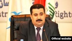 وزير العمل والشؤون الاجتماعية محمد شياع السوداني