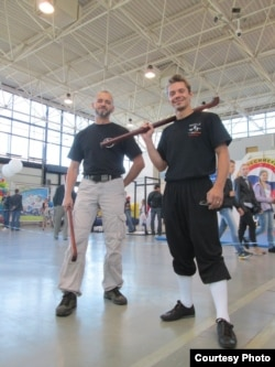Дмитрий Старков и Дмитрий Хакимов