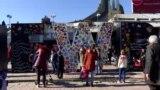 'Newborn' podseća na žrtve silovanja na godišnjicu nezavisnosti Kosova