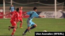Кыргызстан азыр футбол боюнча дүйнөдөгү 207 мамлекеттин ичинен 200-орунда турат.