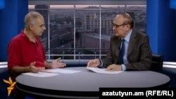ՀԱԿ խմբակցության ղեկավար Լևոն Զուրաբյանը «Ազատություն TV»-ի եթերում, 11-ը սեպտեմբերի, 2016թ․