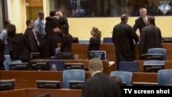 Simatović i Stanišić nakon oslobađajuće presude