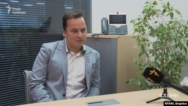 Францішек Вячорка - журналіст з Білорусі - один з керівників DigiComNet