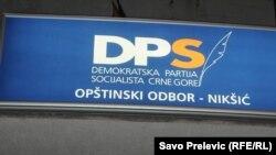 Zadovoljni izbornim rezultatom: Vladajuća DPS