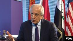 نماینده خاص وزارت خارجه امریکا برای صلح افغانستان