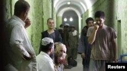 بخش قدیمی زندان «سرپوزه»- آوریل ۲۰۱۰