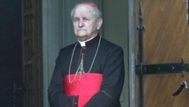 Cardinal Sviontek died at the age of 96