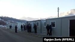 Kufiri mes Kosovës e Serbisë në Jarinjë