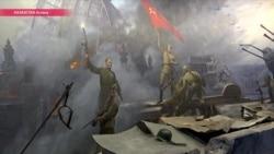 Казахстан считает, что пропаганда украла подвиг со Знаменем Победы у казахского бойца