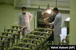 Иранский завод по обогащению урана, 2009 год