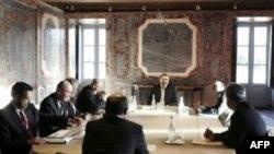 Fransa -- Rambuye danışıqları, 10 fevral, 2006
