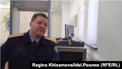 Полковник Мингалиев