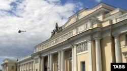 Музей этнографии в Санкт-Петербурге