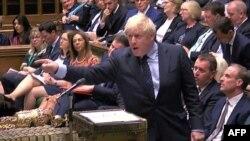 Новинските агенции и британските медиуми пренесуваат дека Борис Џонсон инсистира на избори на 15 октомври.