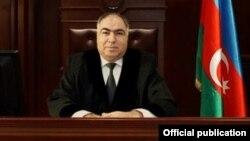 Судья Афган Гаджиев