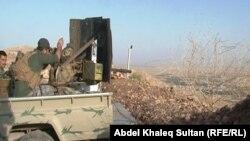 Ирак. Обстрел позиций ИГ, 26 июня 2015 года.