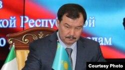 Қазақстан бас прокуроры Асхат Дауылбаев. Астана. 22 қаңтар 2015 жыл.