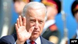 Vice-preşedintele Joe Biden la Kiev