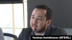 PRI Орталық Азиядағы аймақтық өкілдігі жетекшісі Азамат Шамбилов.