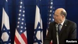 Tel Aviv - Ministri i Mbrojtjes së Izraelit, Moshe Yaalon (Ilustrim)