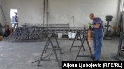 Vrijedne ruke bijeljinskih kovača