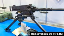 Кулемет Snipex Laska K2 на виставці «Зброя та безпека»