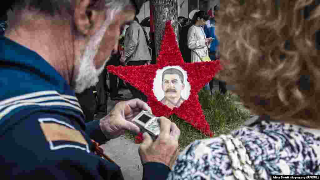 Святкування Дня перемоги в Севастополі 9 травня