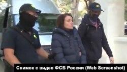 Работа ФСБ-шников (архив)