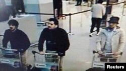 Те, кто пришел в аэропорт взрывать