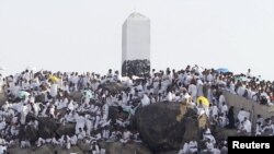 په سعودي عرب کې حاجیان