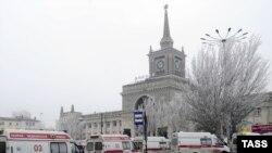 После теракта. Волгоград, 29 декабря
