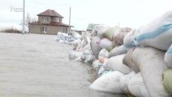 Солтүстік Қазақстанда су басқан үй 170-тен асты