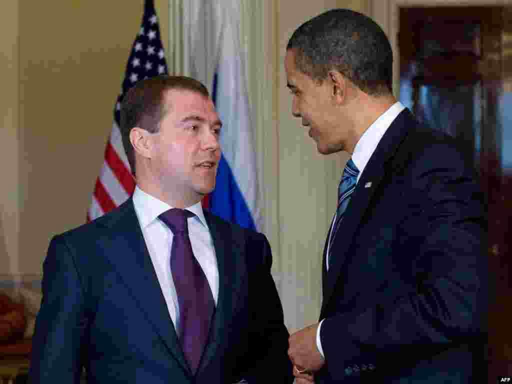 США и Россия намерены заключить новый договор о сокращении стратегических ядерных вооружений до декабря этого года