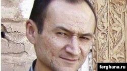 Племянник президента Узбекистана Джамшид Каримов.