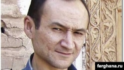 Джамшид Каримов, журналист, племянник ныне покойного президента Узбекистана Ислама Каримова.